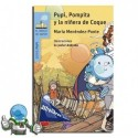 Pupi, Pompita y la niñera de Coque. Serie azul Barco de Vapor.