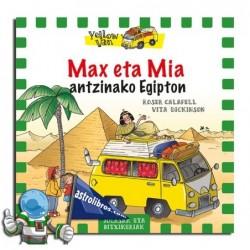 MAX ETA MIA EGIPTON , YELOW VAN