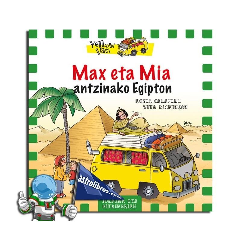 MAX ETA MIA EGIPTON. YELOW VAN 6.