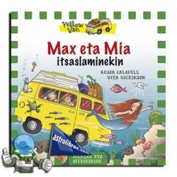 Yellow van 5. Max eta Mia itsaslaminekin.