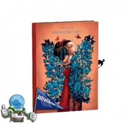 Madama Butterfly. Edición tela. Nuevo formato.