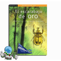 EL ESCARABAJO DE ORO , KALAFATE , LECTURA FÁCIL