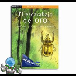 EL ESCARABAJO DE ORO. KALAFATE. LECTURA FÁCIL