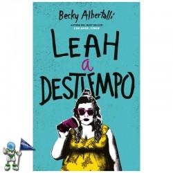 LEAH A DESTIEMPO | LIBROS LGBT