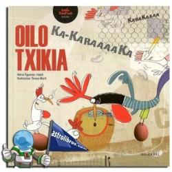 OILO TXIKIA | IPUIN TXOROAK 1