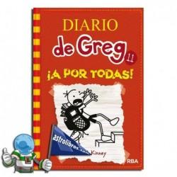¡A POR TODAS! DIARIO DE GREG 11.