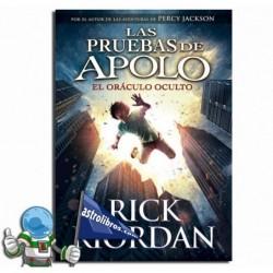 Las pruebas de Apolo 1. El oráculo oculto.