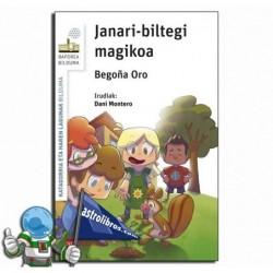 JANARI-BILTEGI MAGIKOA. KATAGORRIA ETA HAREN LAGUNAK 1.