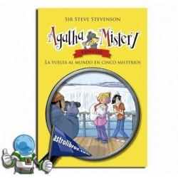 LA VUELTA AL MUNDO EN CINCO MISTERIOS , ESPECIAL AGATHA MISTERY 2