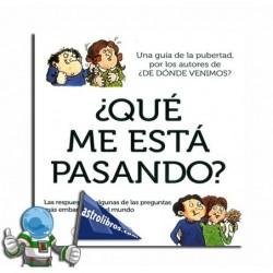 ¿Qué me está pasando? Libro educativo juvenil