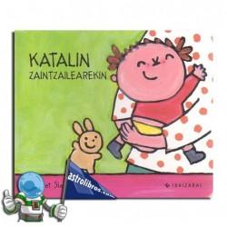 Katalin zaintzailearekin. . Katalin bilduma 2.