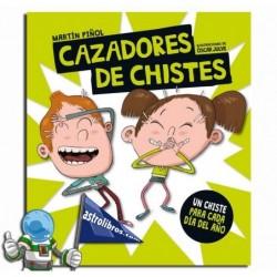 CAZADORES DE CHISTES