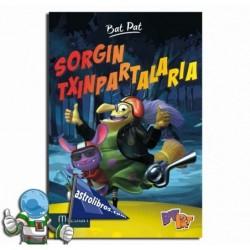 SORGIN TXINPARTALARIA , BAT PAT TV 1