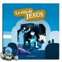 LA VIDA DE JESÚS. LIBRO POP-UP ANIMADO.