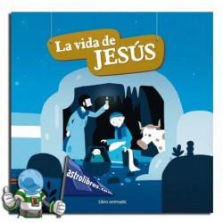 Jesusen bizitza. Libro pop-up. Erderaz.