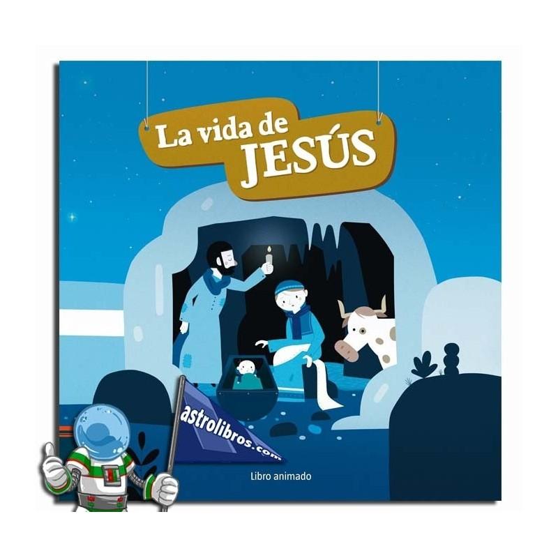 La vida de Jesús | Libro pop-up