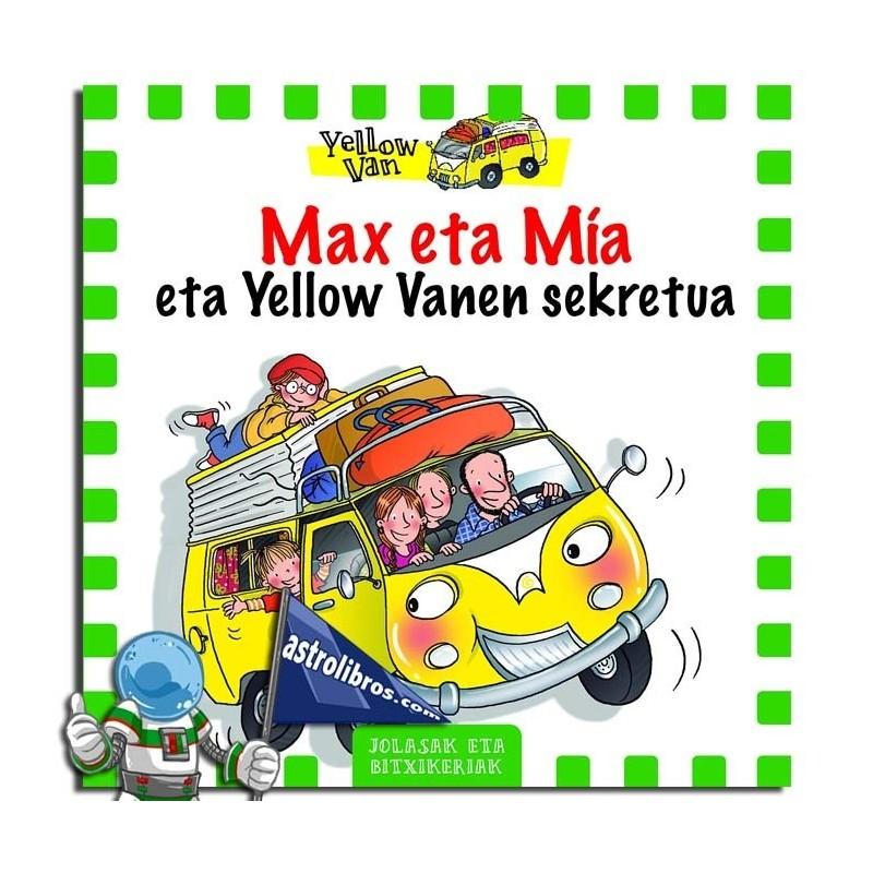 MAX ETA MIA ETA YELLOW VANEN SEKRETUA