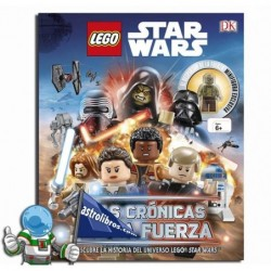 LEGO® STAR WARS | LAS CRÓNICAS DE LA FUERZA