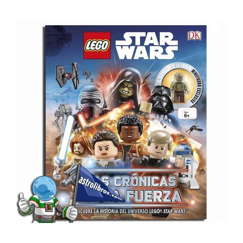 LAS CRÓNICAS DE LA FUERZA. LEGO® STAR WARS.