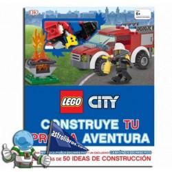 CONSTRUYE TU PROPIA AVENTURA. LEGO CITY.