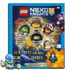 LEGO NEXO KNIGHTS , EL LIBRO DE LOS CABALLEROS