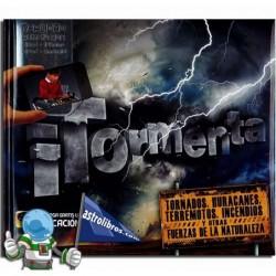 REALIDAD AUMENTADA. TORMENTA