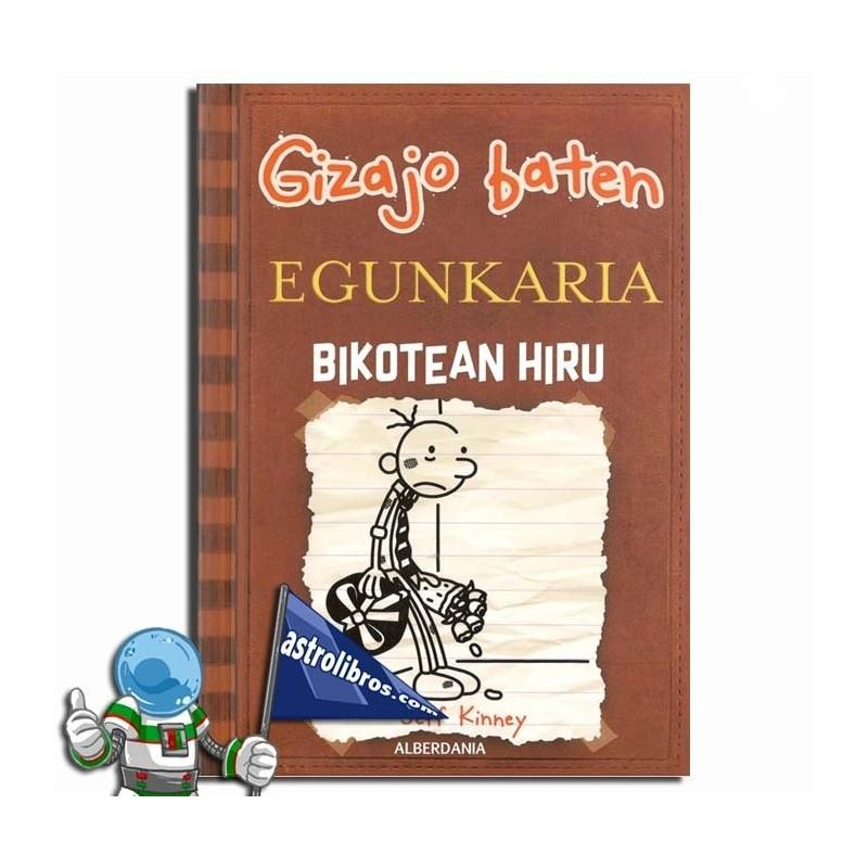 BIKOTEAN HIRU. GIZAJO BATEN EGUNKARIA 7.
