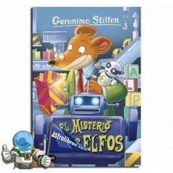 EL MISTERIO DE LOS ELFOS , GERONIMO STILTON 51