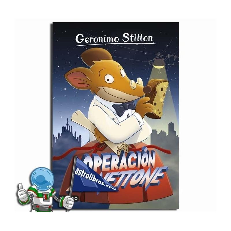 Operación panettone. Geronimo Stilton 63.