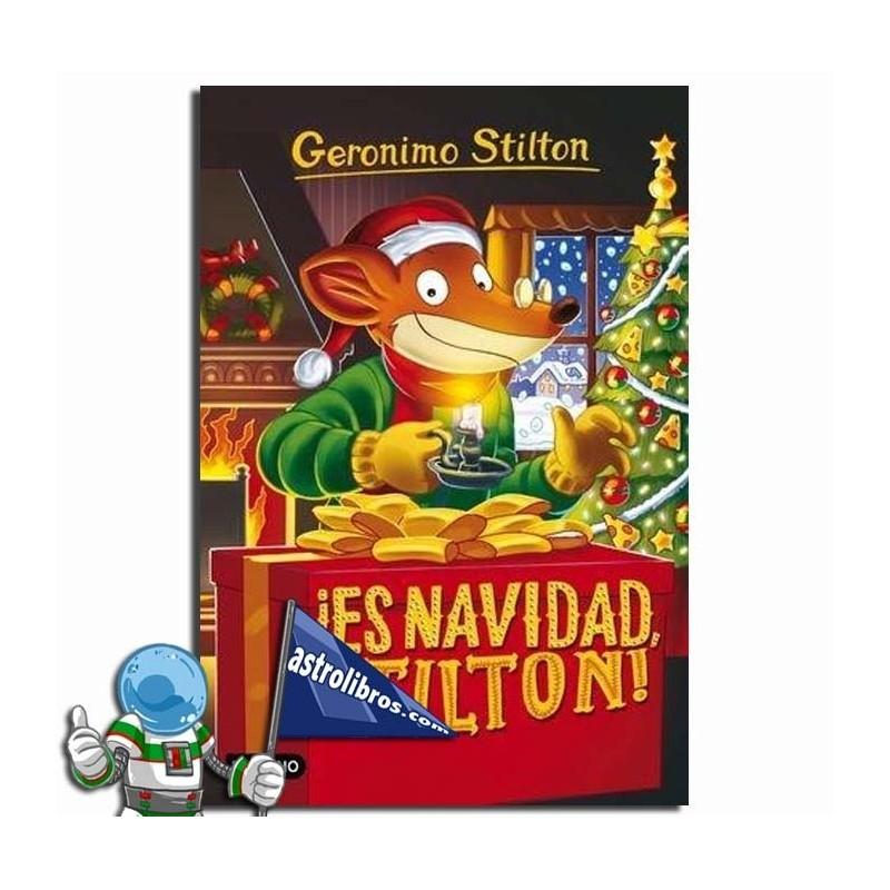 Es Navidad, Stilton. Geronimo Stilton 30.
