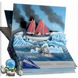 Un viaje por el mar. Pop-Up liburu.