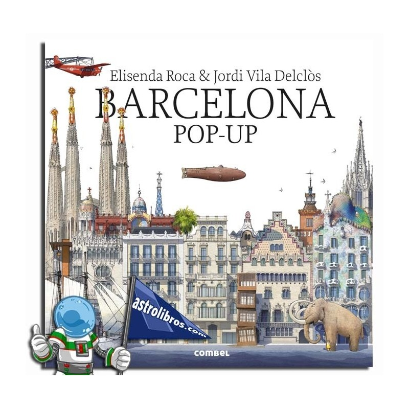 BARCELONA POP-UP. INGLÉS.