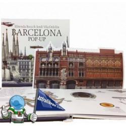 Barcelona Pop-Up. Inglesa.