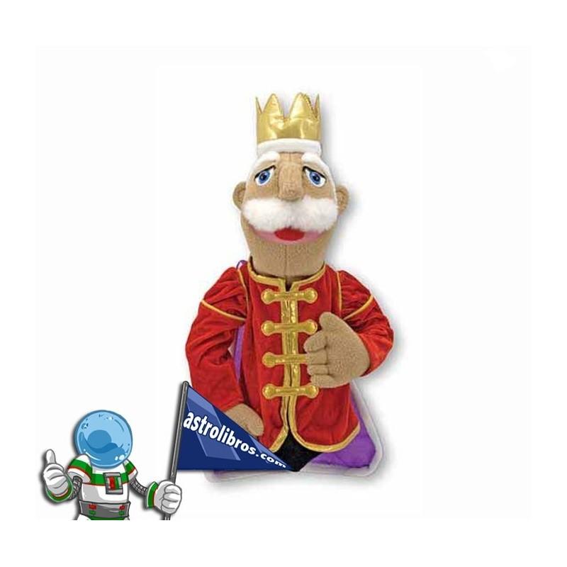 Marioneta de Rey