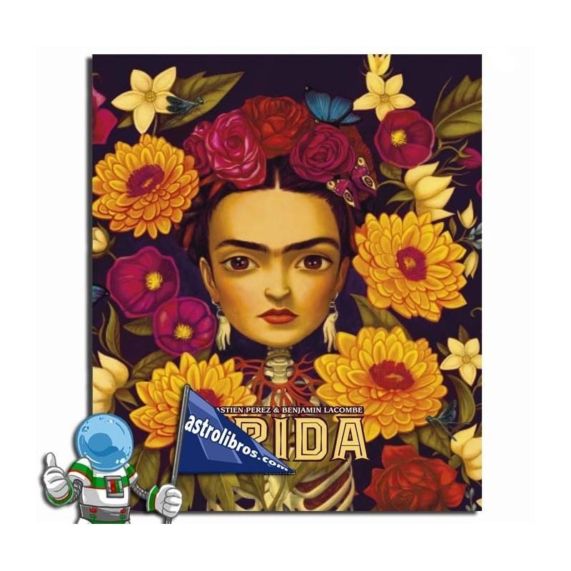 Frida. Benjamin Lacombe.