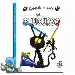 EL CONCURSO. GARABATO Y TINTA