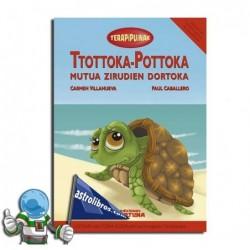 TTOTTOKA-POTTOKA , LOTSARI , TERAPIPUINAK 8