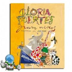 GLORIA FUERTES PARA NIÑOS (LIBRO)