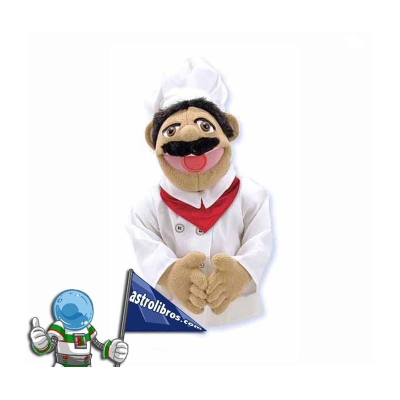 Marioneta de Chef
