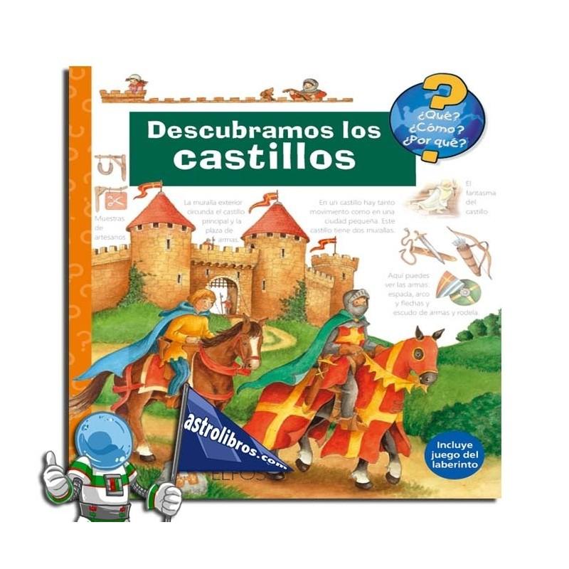 DESCUBRAMOS LOS CASTILLOS (LIBRO SOLAPAS)
