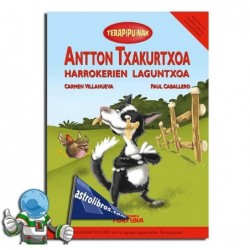 ANTTON TXAKURTXOA. TERAPIPUINAK 4. (AGRESIBITATEA)