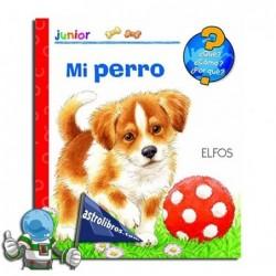 MI PERRO (LIBRO SOLAPAS)
