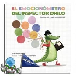 El emocionómetro del Inspector Drilo. Identifica y mide tus emociones