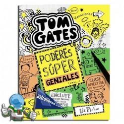 PODERES SÚPER GENIALES (CASI...) | TOM GATES 10