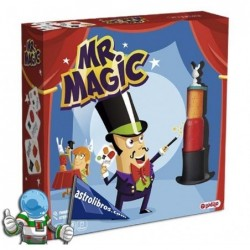 MR. MAGIC. JUEGO DE MESA.