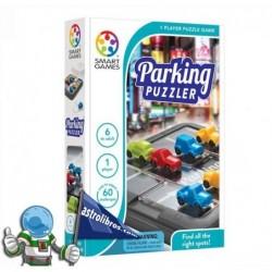 PARKING PUZZLE , JUEGO DE LÓGICA , SMART GAMES