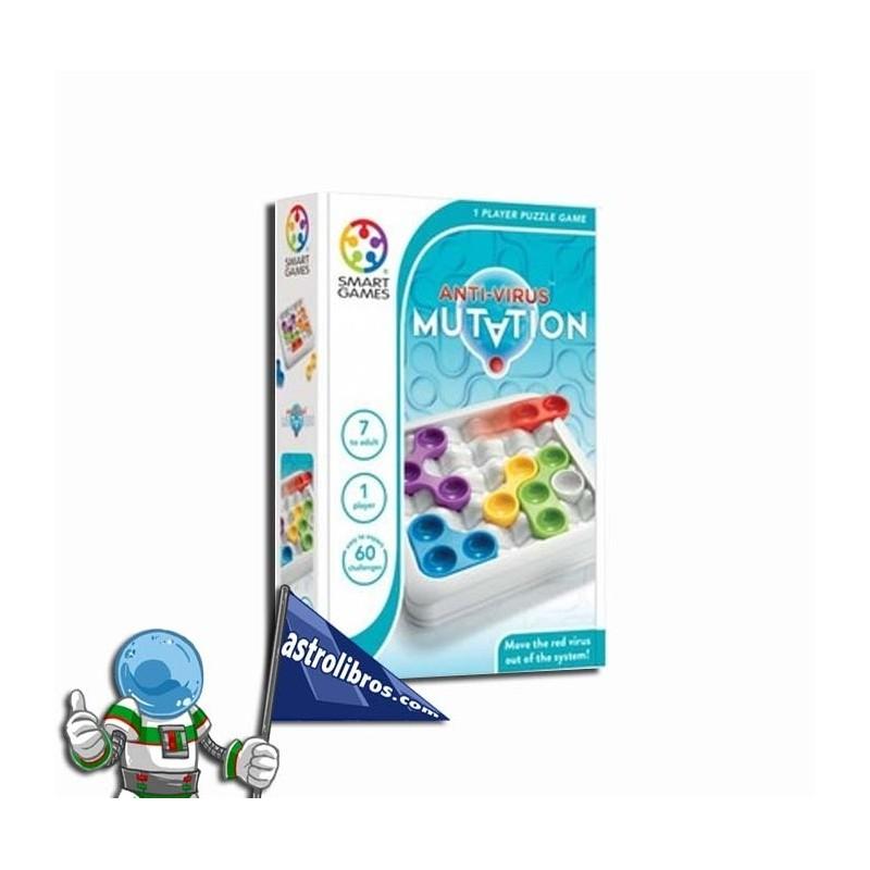 Anti-virus mutation. Logika joko