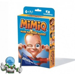 MIMIQ , JUEGO DE CARTAS