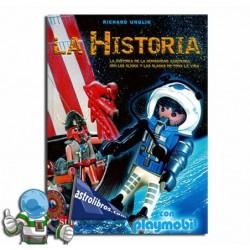 La historia. Libro Playmobil.