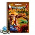 La gran aventura de los animales. Libro Playmobil.